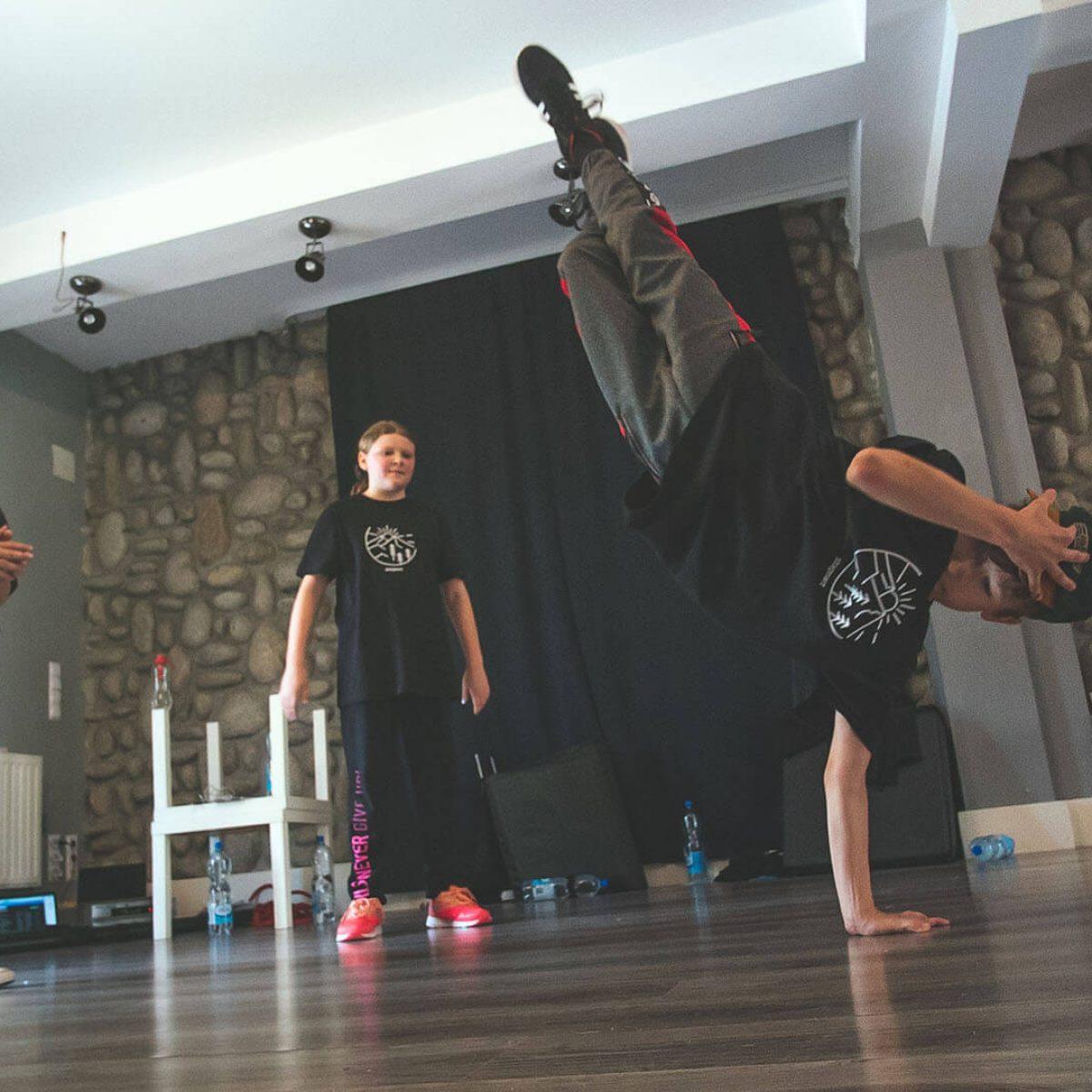 warsztaty taneczne freestyle
